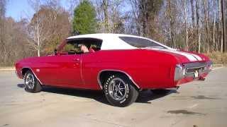 134968 / 1970 Chevrolet Chevelle Super Sport LS6
