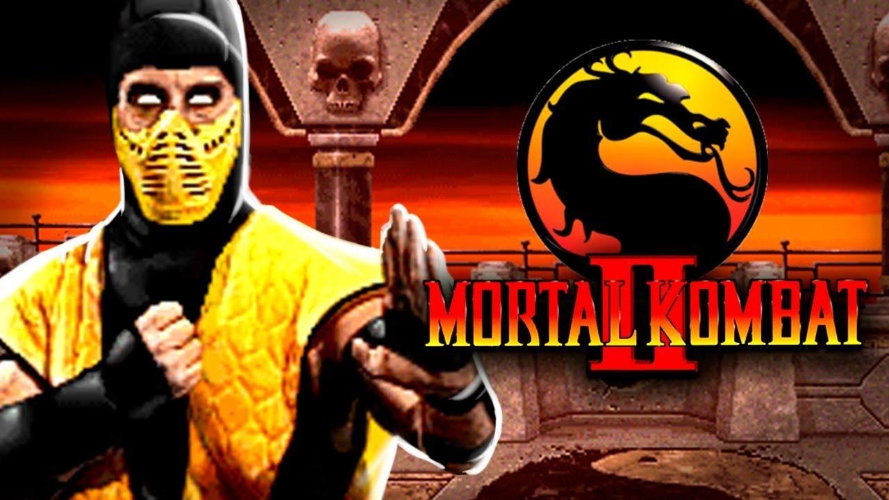 Download Mortal Kombat 2 - O jogo IMPOSSÍVEL e o CHEAT da salvação