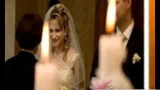Свадьба в Чехии. Замок Карлштейн. Фото свадьбы.(, 2010-10-01T20:11:43.000Z)
