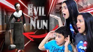 ESCAPE DA FREIRA DO MAL !! - Evil Nun: Horror na Escola - (ESCAPE FROM THE NUN OF EVIL!!)