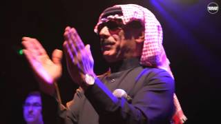 Omar Souleyman Boiler Room x Convergence LIVE Show