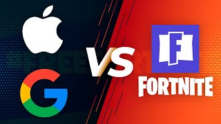 Fortnite Declara la Guerra a Apple y Google