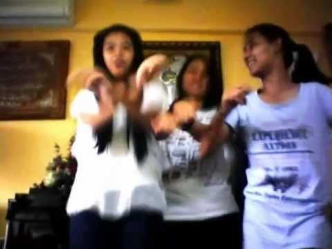 oppa gangnam style version my friends