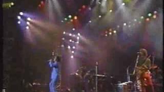 札幌・芸森で行われた、GOOD STOCK'96でのステージ。