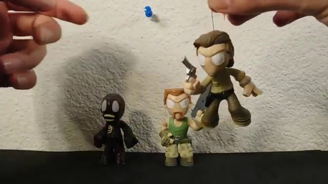 How To Make The Walking Dead Christmas Ornaments Cheap