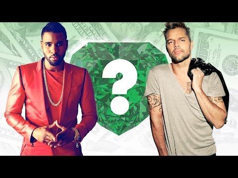 WHO'S RICHER? - Jason Derulo or Ricky...