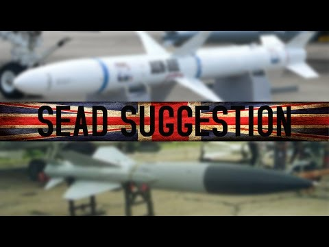 The active radar dilemma and a possible solution (SEAD) - Battlefield 4 commentary