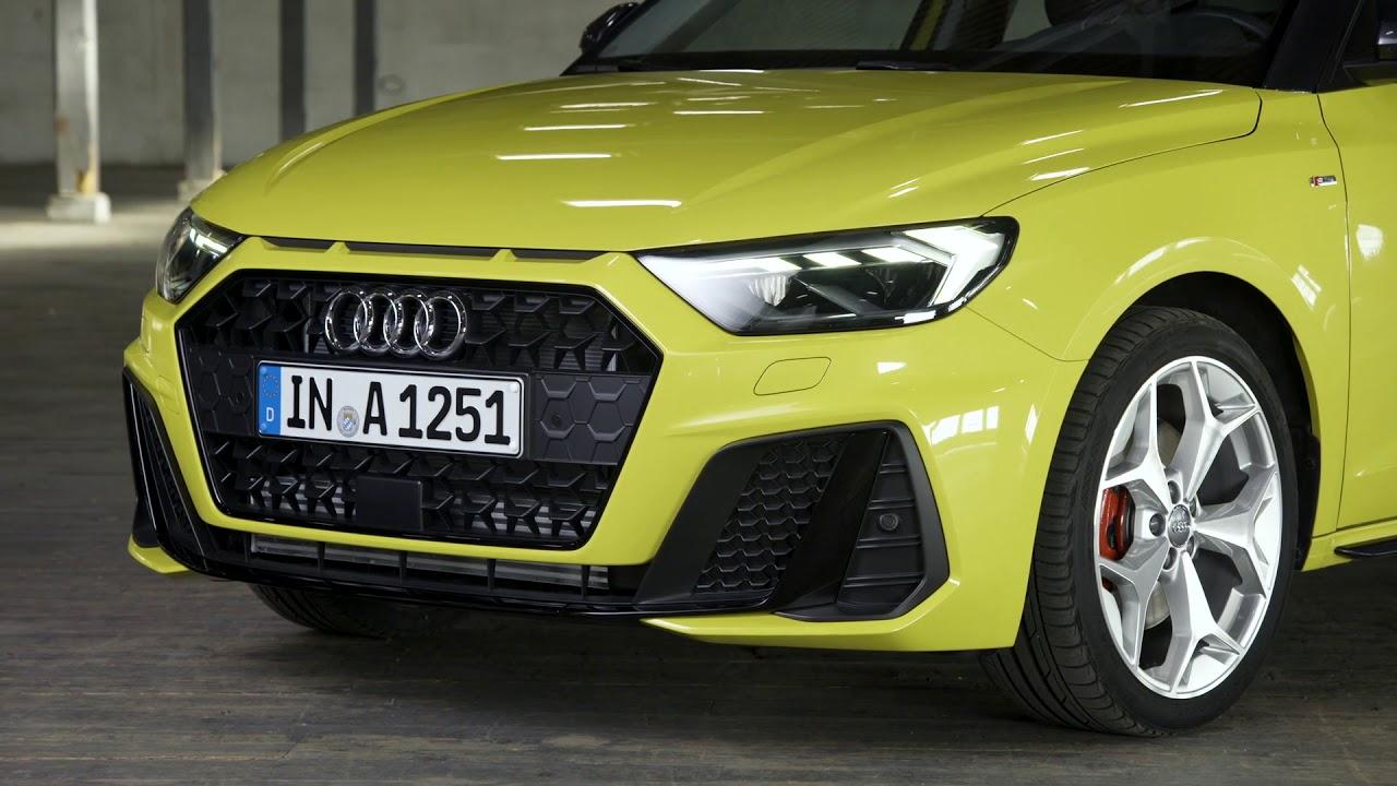 Audi A YouTube - Audi a1 2018