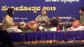 A Ananthapadmanabhan on Veena - Charukeshi Varnam