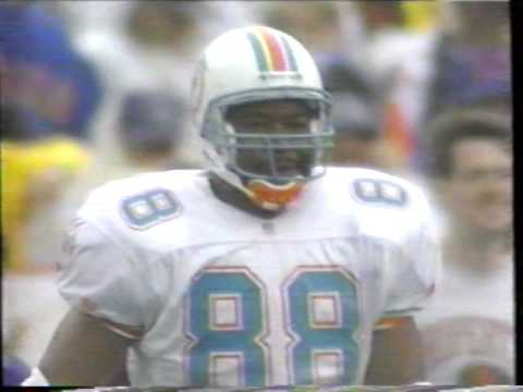 1993 - Week 4 - Miami Dolphins at Buffalo Bills