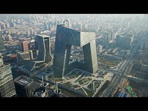 China - Beijing - CCTV Headquarters