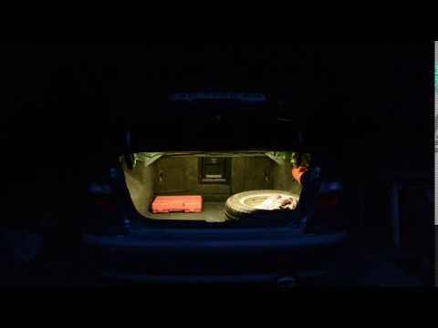 626 GF седан автоматическое открывание багажника