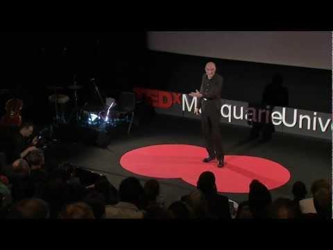 The universe: Fred Watson at TEDxMacquarieUniversity