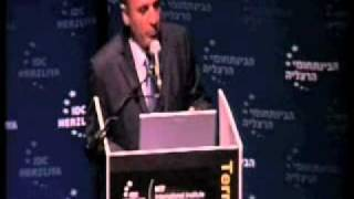Shaul Mofaz, Former Minister of Defense and Chief of Staff at 10th ICT Conference