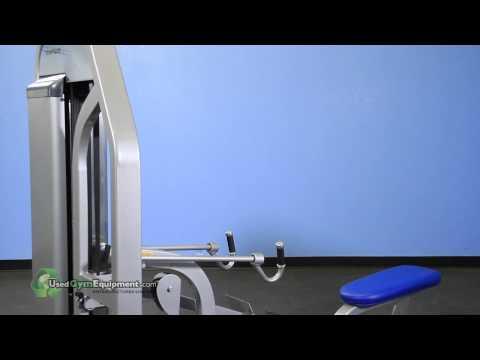 Used Gym Equipment -  Nautilus Nitro Plus Compound Row For Sale