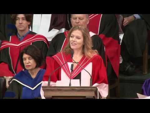 Barbara Hannigan, Convocation 2017 Honorary Degree Recipient