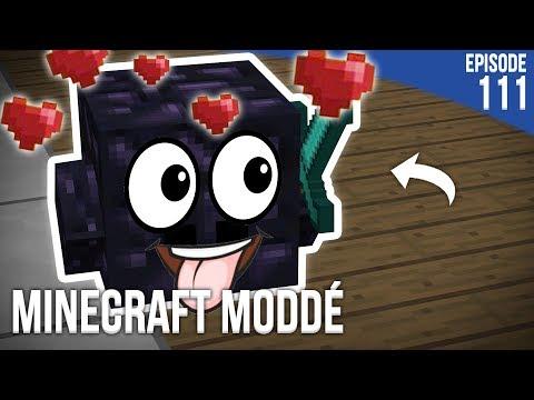 MON BLOC DE COMPAGNIE EST HEREUX ! | Minecraft Moddé S3 | Episode 112
