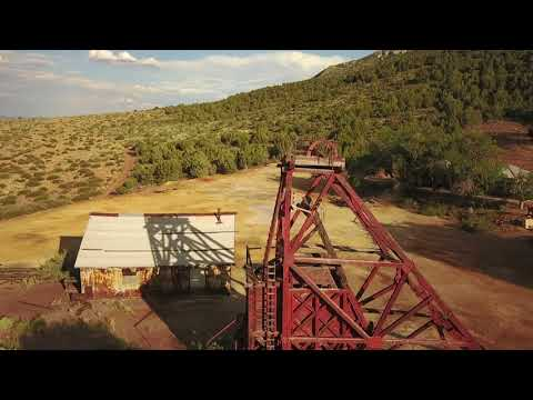 Ghost Towns & Mines: Ely Valley Mine, NV 2017