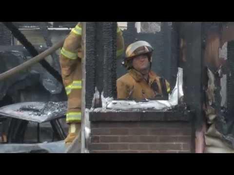 Authorities Respond to Sauk Rapids House Fire