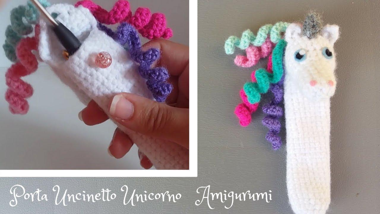 Cute Crochet Unicorn Amigurumi - Free Patterns   Uncinetto ...   720x1280