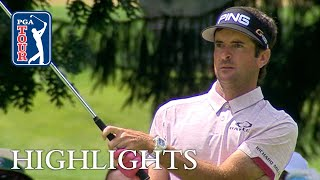 Bubba Watson extended highlights | Round 2 | The Greenbrier thumbnail