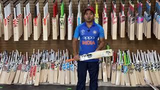 Details about  /SG Rishabh Pant Roar Icon Cricket Bat