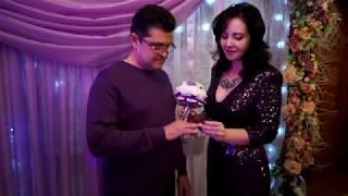 Серебренная свадьба Андрей и Наталья