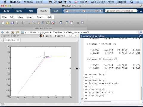 Voronoi Diagram & Shortest Path Planning