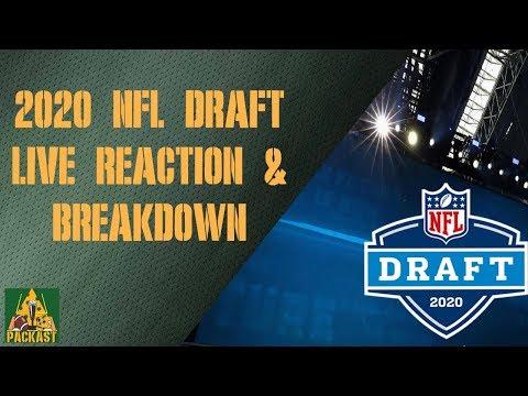 2020 NFL Draft Live Reaction & Breakdown (Rounds 2 & 3)
