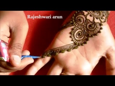 Most Beautiful Mehndi Design For Full Hands * Simple Latest Mehndi Designs * New Easy Henna 2018