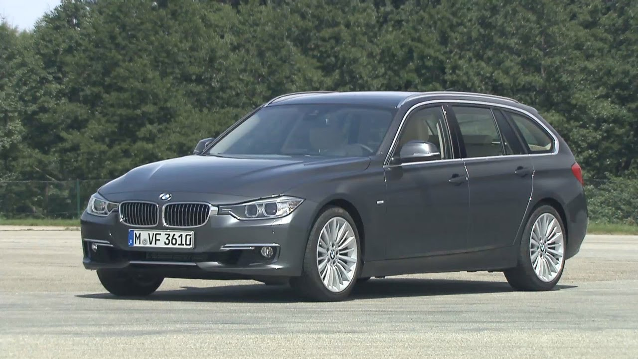 All New 2013 Bmw 3 Series Sports Wagon F31 Youtube