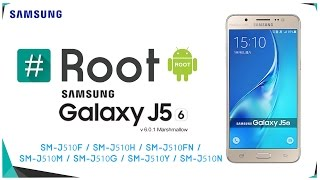 Root samsung Galaxy J5 (2016) SM-J510F/FN/H/M/G/Y/N/GN