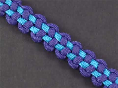 How to Make a Stitched Solomon Bar (Bracelet) by TIAT