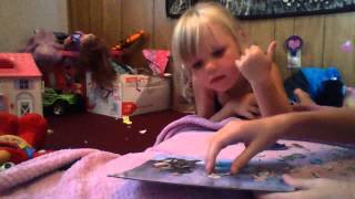 Frozen Magnetic Scene, MLP Sticker Scene + MLP Tattoos, Scratch And Sniff Pizza | Lexi Abbott