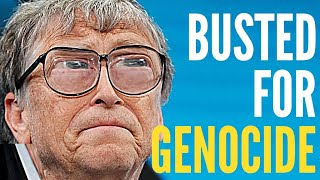 Motion for attempted genocide Bill gates Who and CDC
