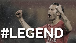 Ryan Giggs - #LEGEND