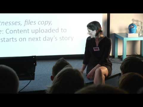 Social journalism | Alison Gow | TEDxLiverpool