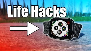 5 Apple Watch Life Hacks You Can DO