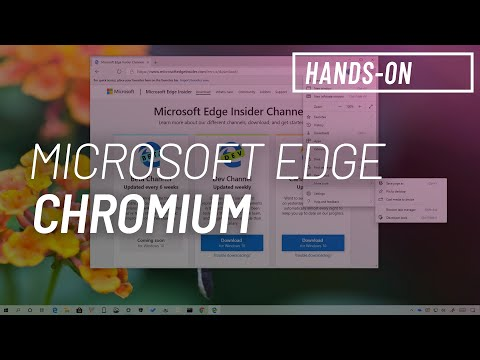How to download Microsoft Edge Chromium for Windows 10