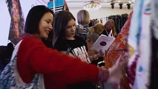 Смотреть видео 4-5 сентября - выставка тканей Textile Salon в Москва-Сити онлайн