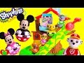 Mickey Mouse Paw Patrol Magical Tree House Surprises video
