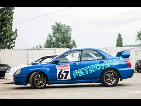 Subaru Launch Control >> Subaru Impreza Spec C launch control - YouTube