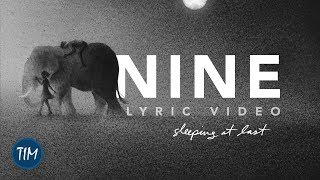 "Cover images ""Nine"" (Lyric Video) 