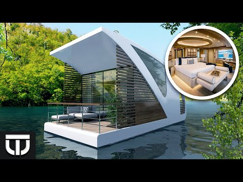 What are 10 amazing Floating Hotels in The World | Luxury Lifestyle | The Drop