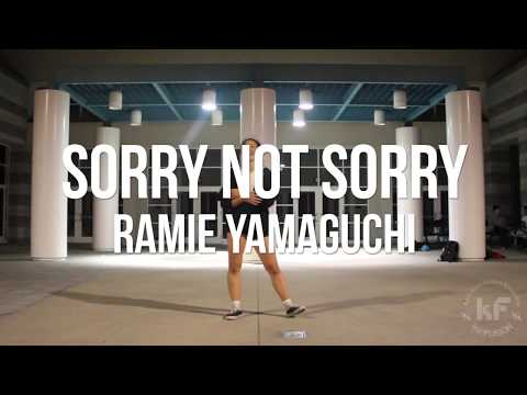 kF Fall 2017 Workshop 4  Sorry Not Sorry by Demi Lovato  Ramie Yamaguchi