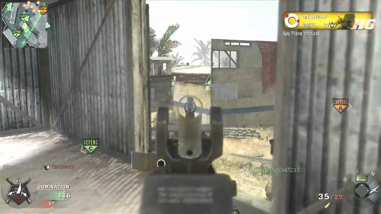Black Ops Gameplay Commentary