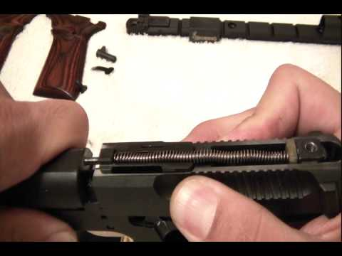 New Must See Browning Buckmark Assemble 22 Youtube