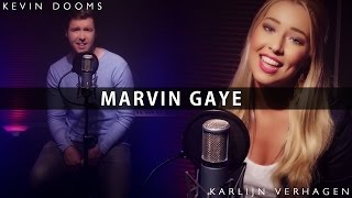Marvin Gaye - Charlie Puth ft. Meghan Trainor (cover by Karlijn Verhagen & Kevin Dooms)