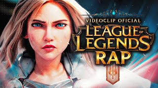 LEAGUE OF LEGENDS RAP「Somos Leyendas」║ VIDEOCLIP OFICIAL ║ JAY-F