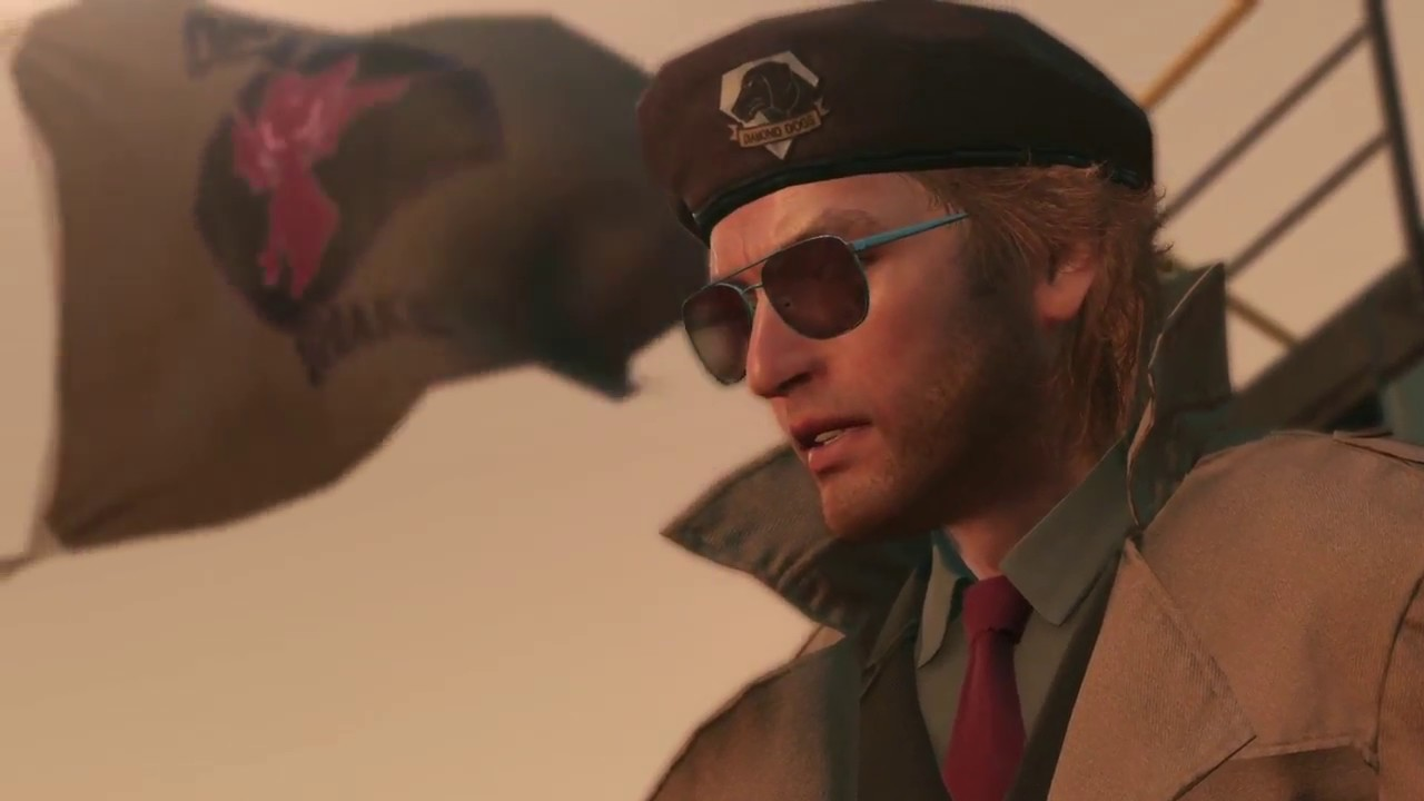 Metal Gear Solid V The Phantom Pain Kazuhira Miller S Speech After Skull Face S Death Youtube Kazuhira miller in his gz outfit, with both tpp and gz head variations. metal gear solid v the phantom pain